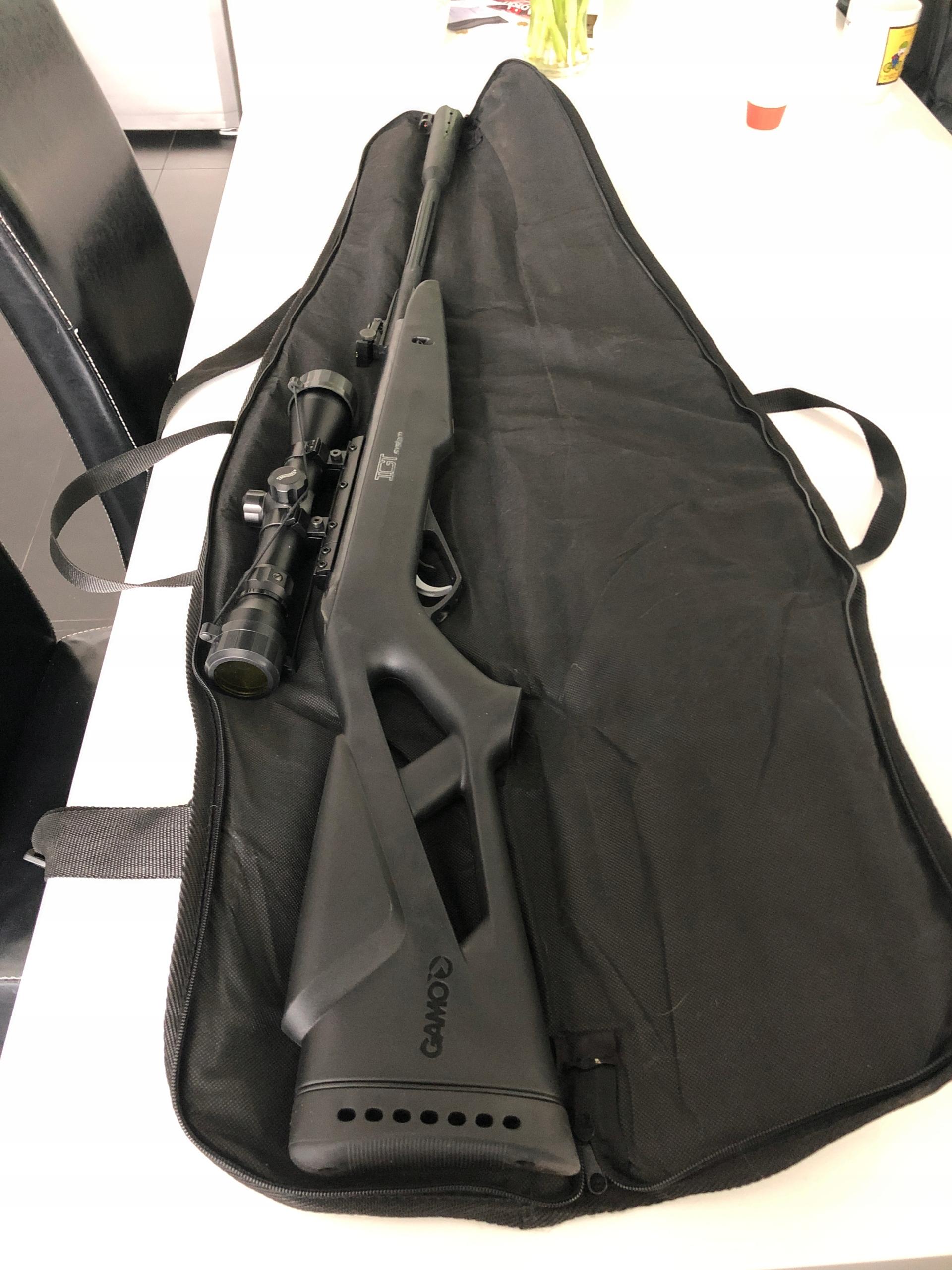 Wiatrówka Gamo Whisper IGT luneta Walther 3-9x40