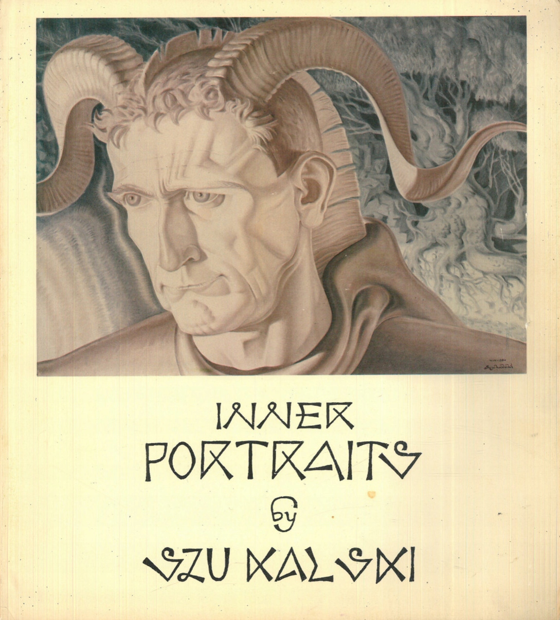 INNER PORTAITS by SZUKALSKI, 1982