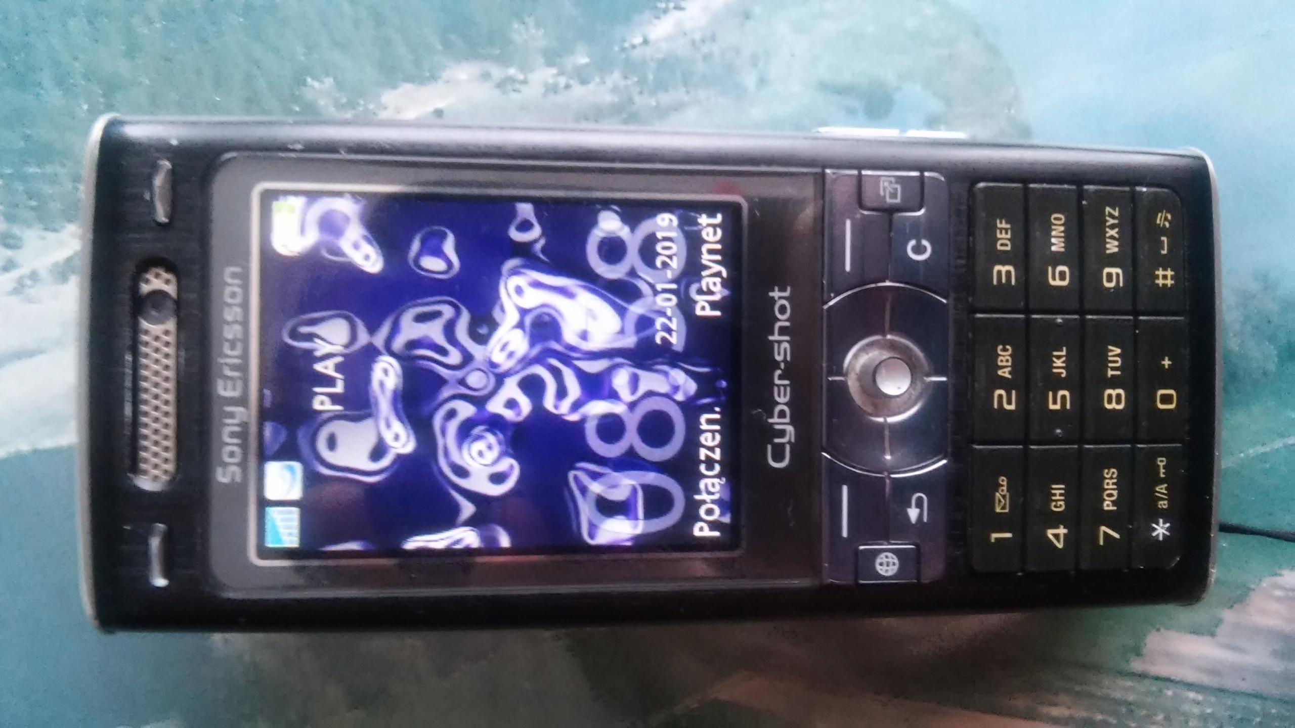 Sony Ericsson K800i 100% sprawny