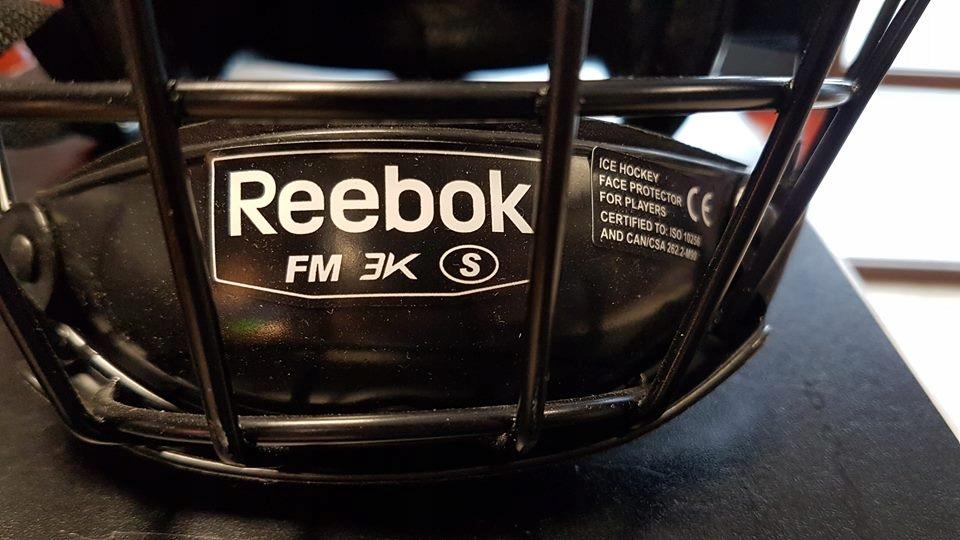 Kask hokejowy Reebok 3K rozmiar 50-57 cm