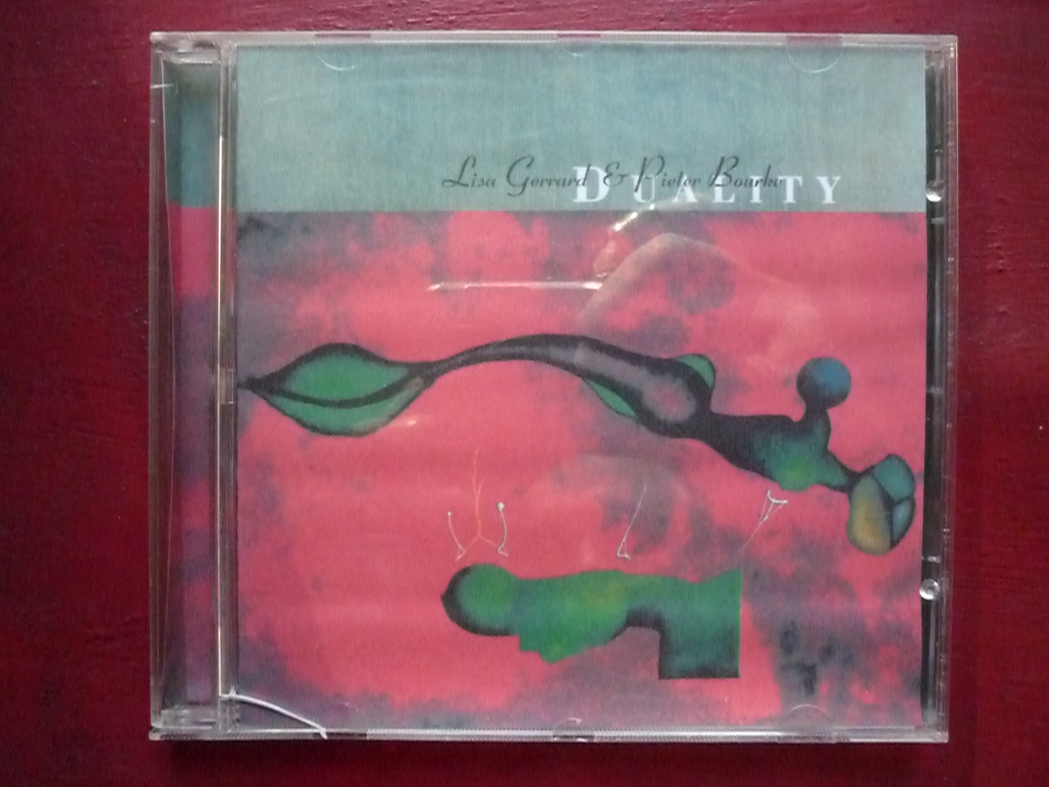 LISA GERRARD & PIETER BOURKE DUALITY CD