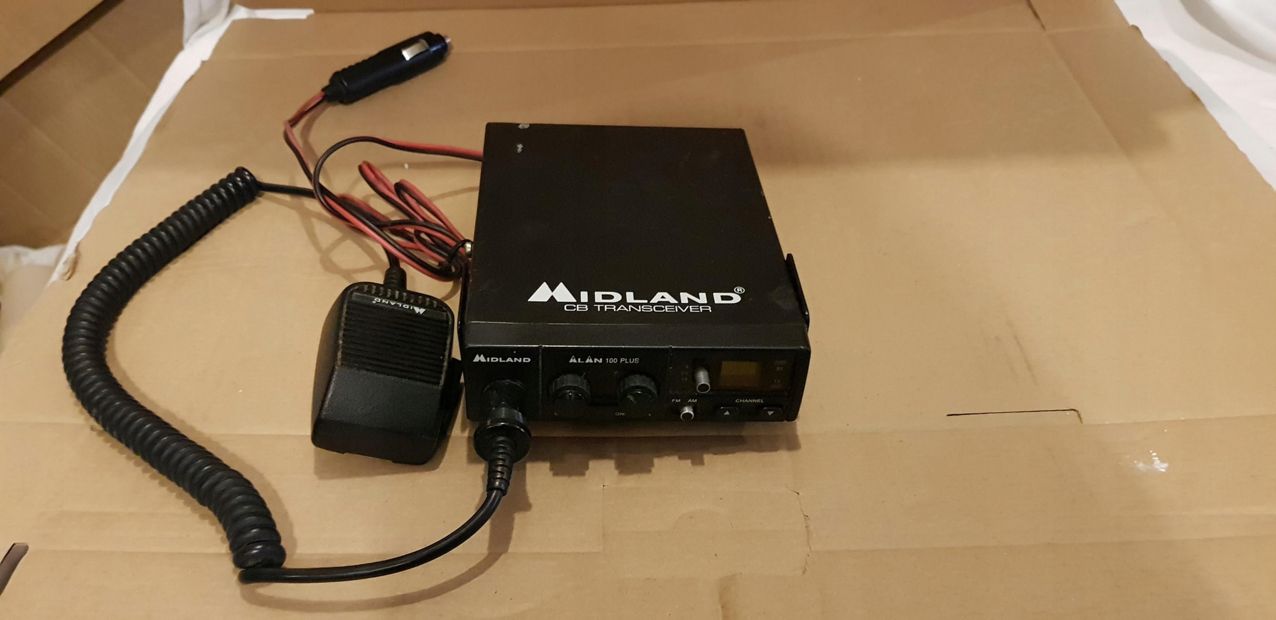 Cb Radio Midland Alan 100 plus