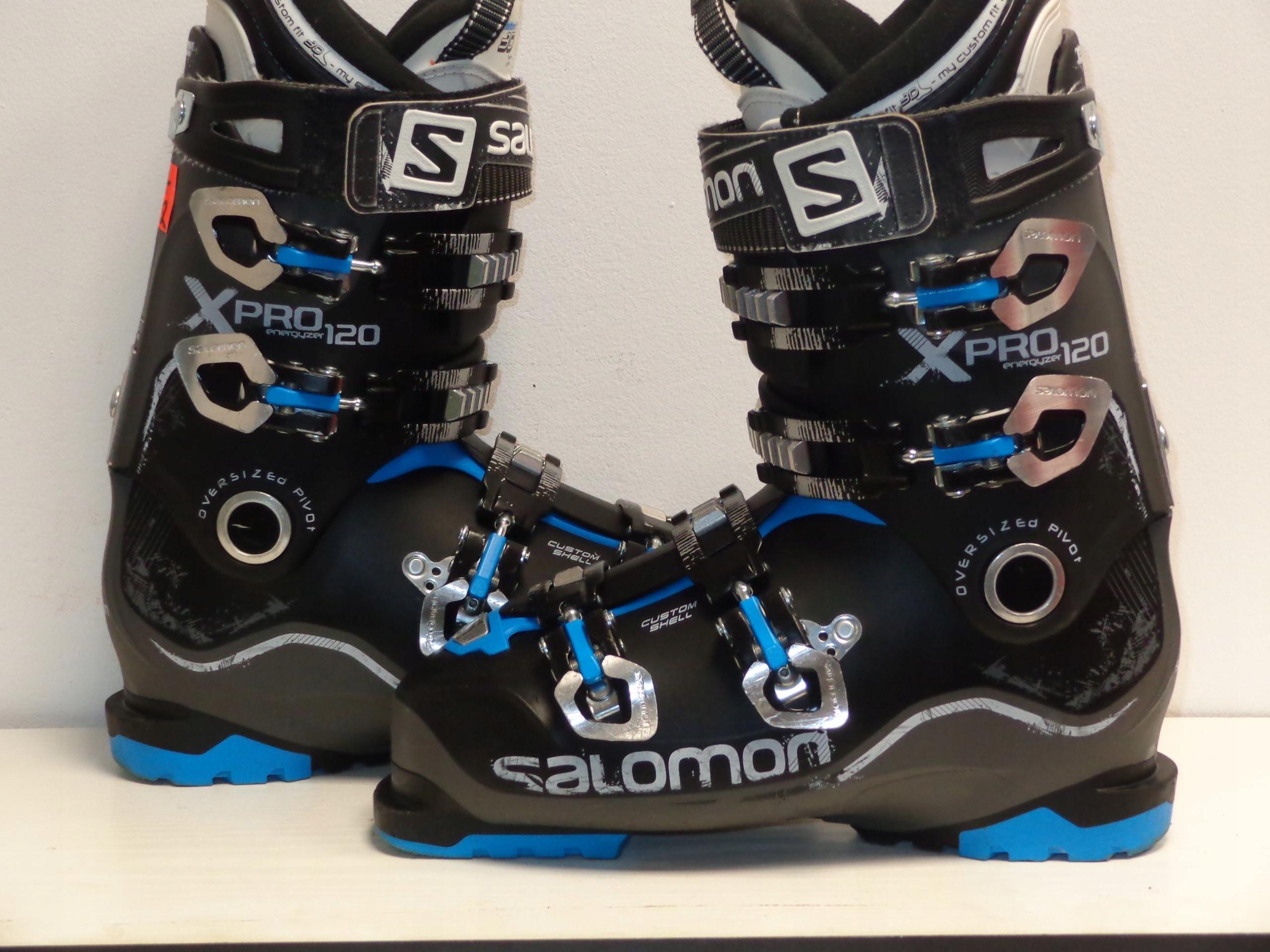 Buty narciarskie SALOMON X PRO 120 roz. 42 eu