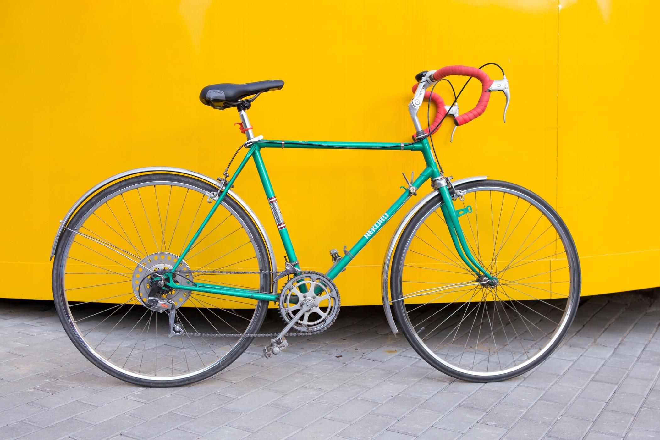 !!! Rower ROMET - REKORD - stan bardzo dobry !!!