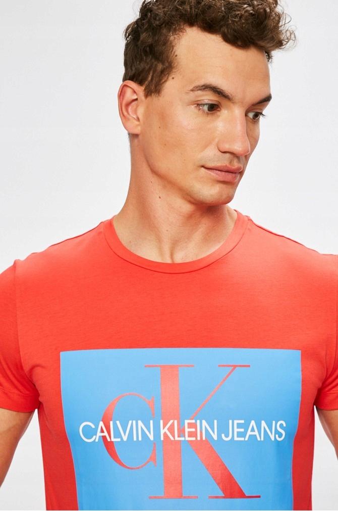 Calvin Klein Jeans T-Shirt Rozmiar L Koszulka Men