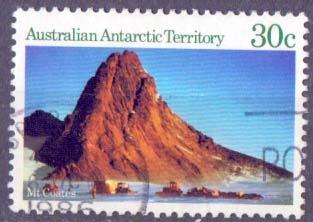 EA - AUSTRALIA, Antarctik Mi. 66 kas. /1984/
