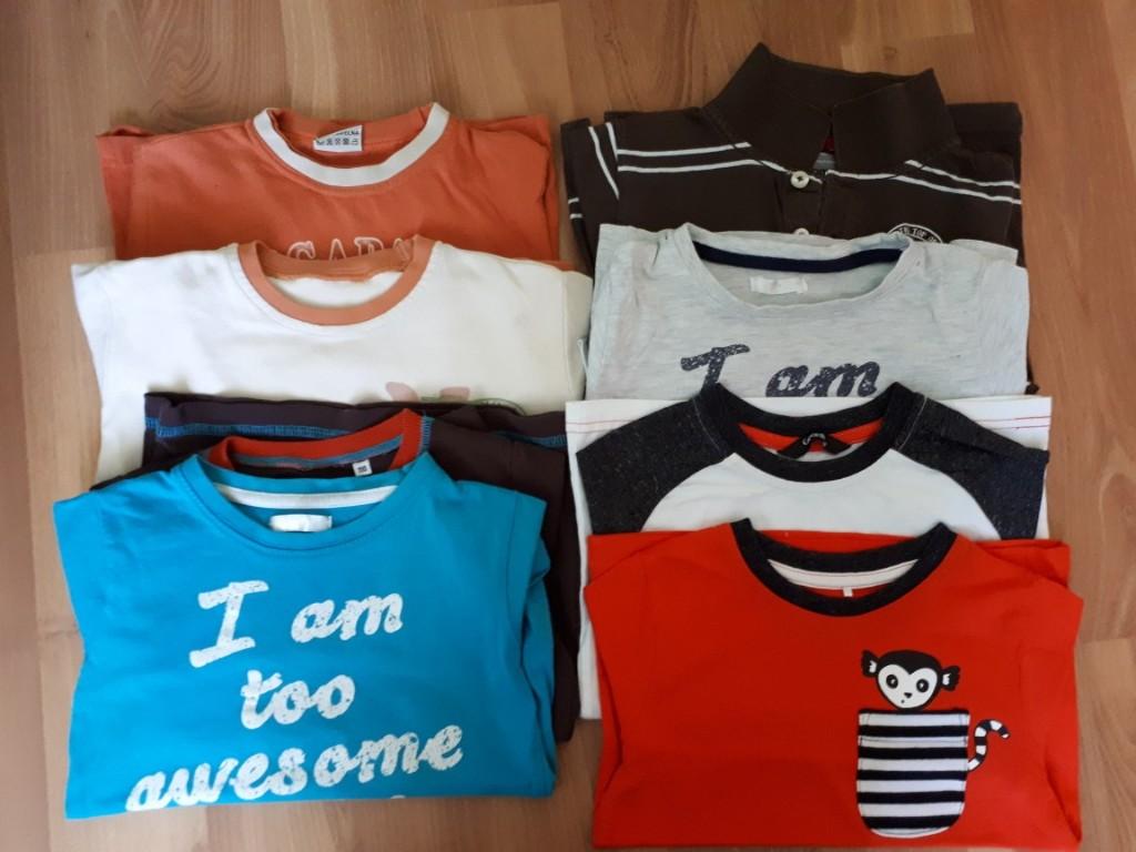 0d7231d8affa74 zestaw koszulek 98 długi rękaw - 7279711542 - oficjalne archiwum allegro