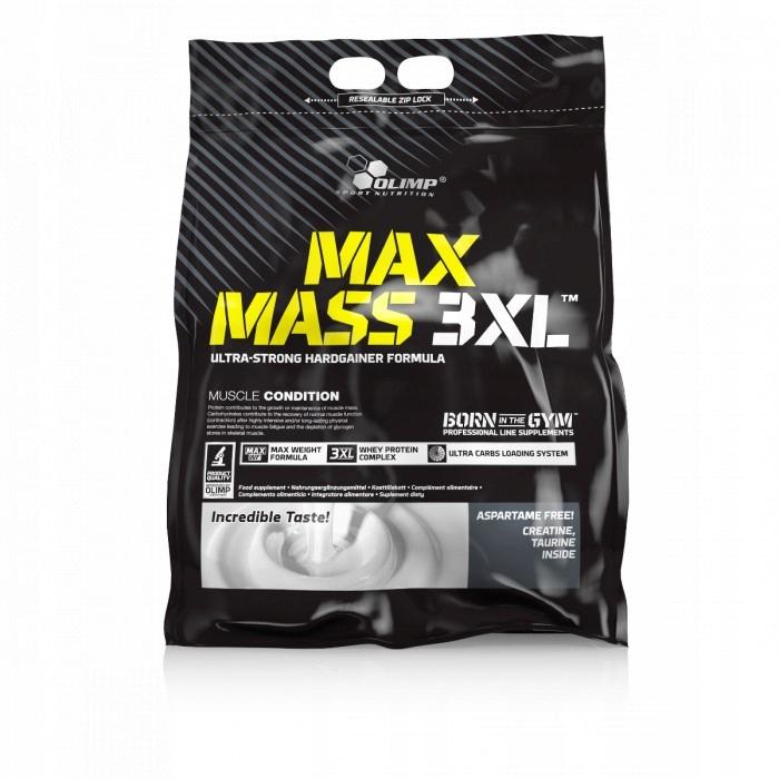 OLIMP MAXMASS 3XL 6000g Truskawka