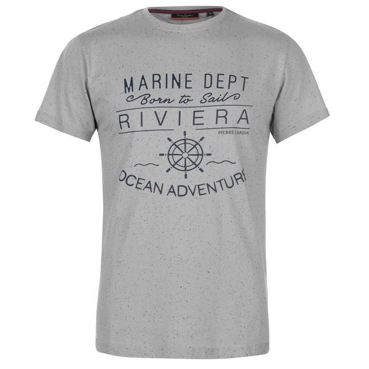 T-shirt męski Pierre Cardin 2018 590826 XL