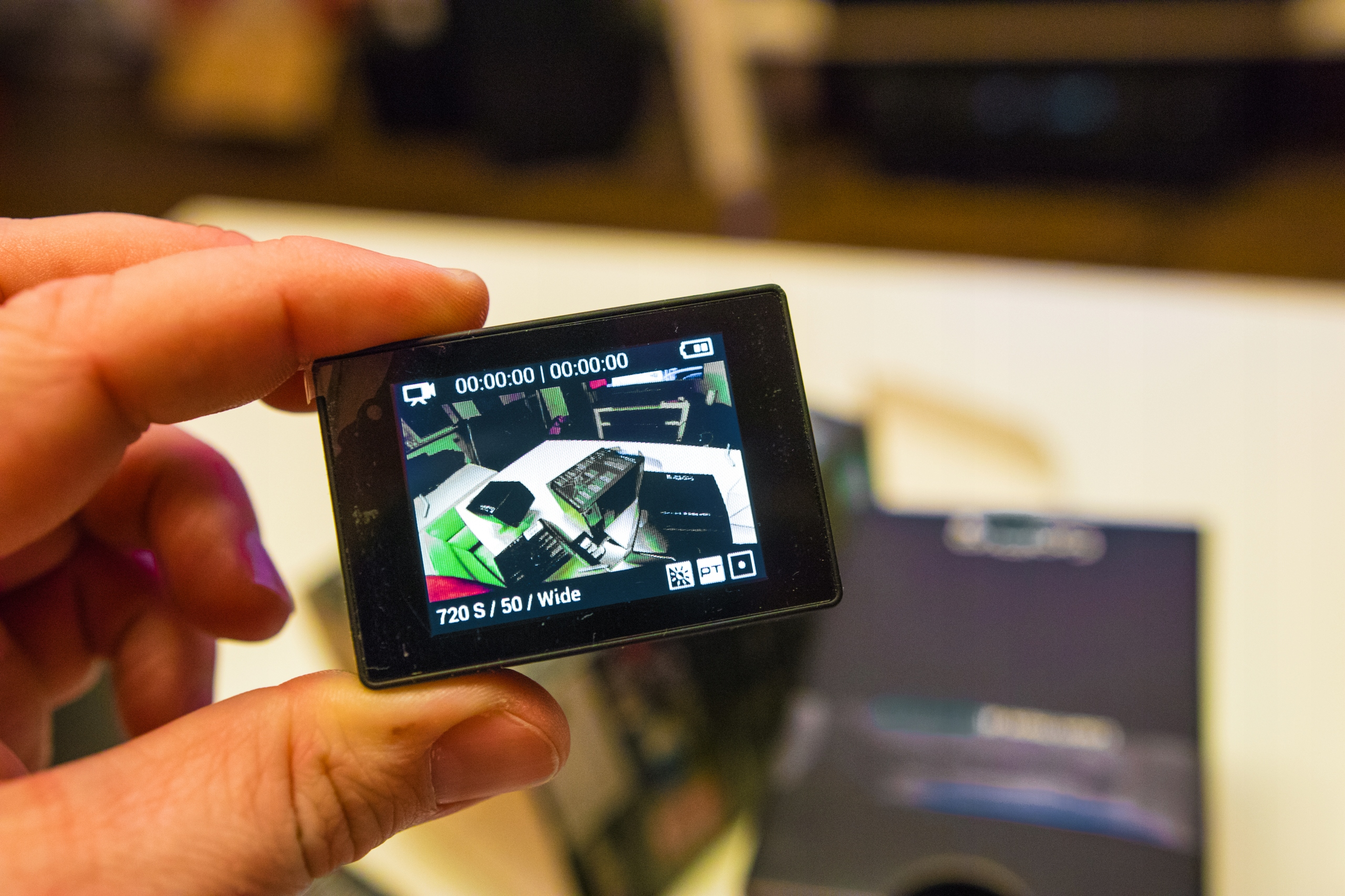 OKAZJA! GoPro Hero 4 Black, 2xBat, LCD Touch, 4K