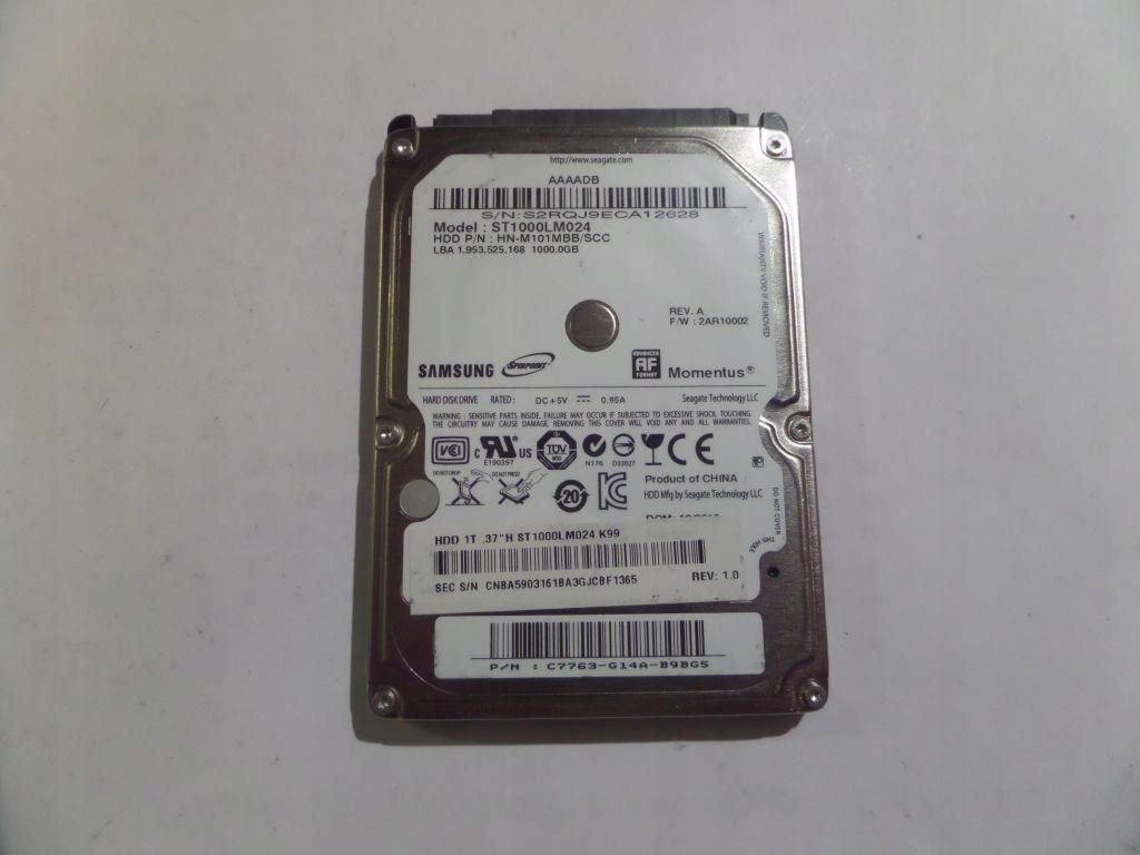DYSK 2,5'' ST1000LM024 1000GB SATA