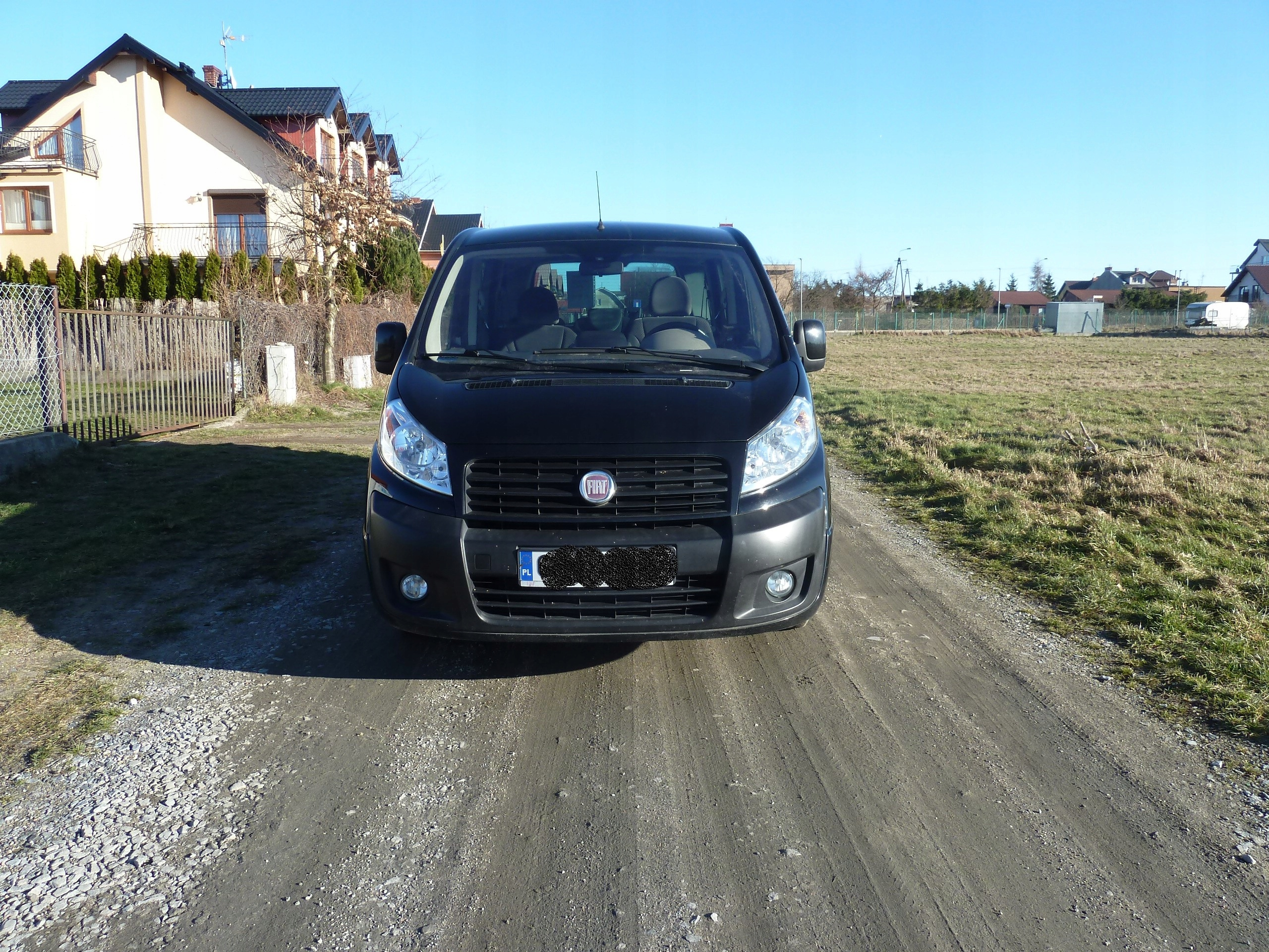 FIAT SCUDO 2.0 HDI PANORAMA 8-osobowy