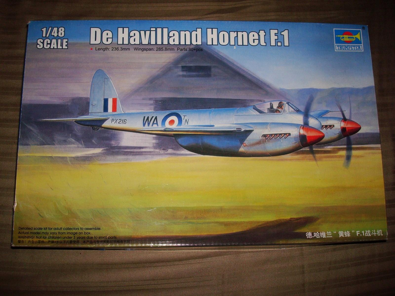 De Havilland Hornet F.1