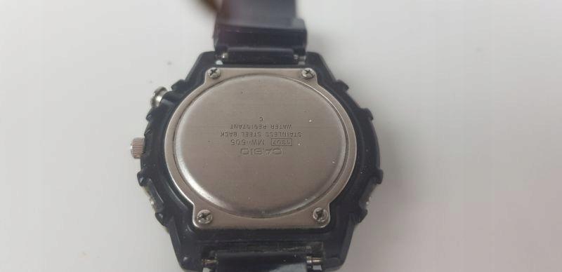 CASIO MW-505