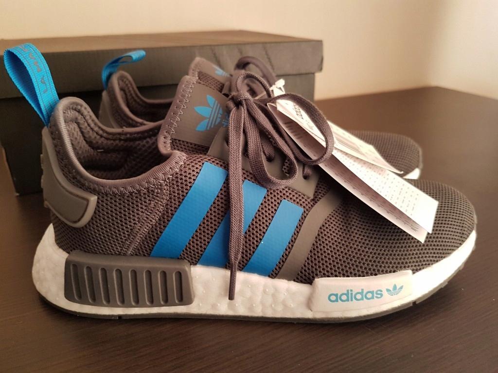NOWE r.36/23cm Adidas NMD R1 D96688 buty sportowe
