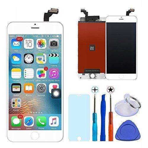 WYŚWIETLACZ LCD EKRAN DOTYK SZYBKA iPhone 6 biały