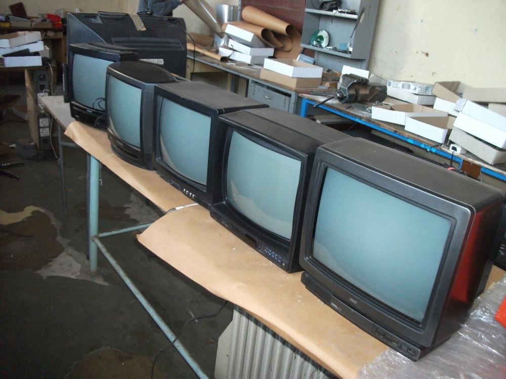 """Telewizor 14"""" cali kineskopowy sprawny różne"""