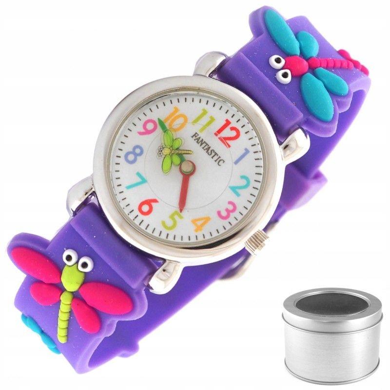 Zegarek dziecięcy Fantastic M3 zegarek od 3 lat