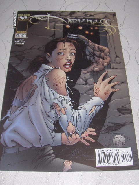 THE DARKNESS #21 -TOP COW!