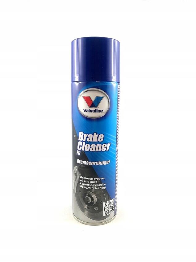 VALVOLINE BRAKE CLEANER 500 ML -ŚRODEK DO HAMULCÓW