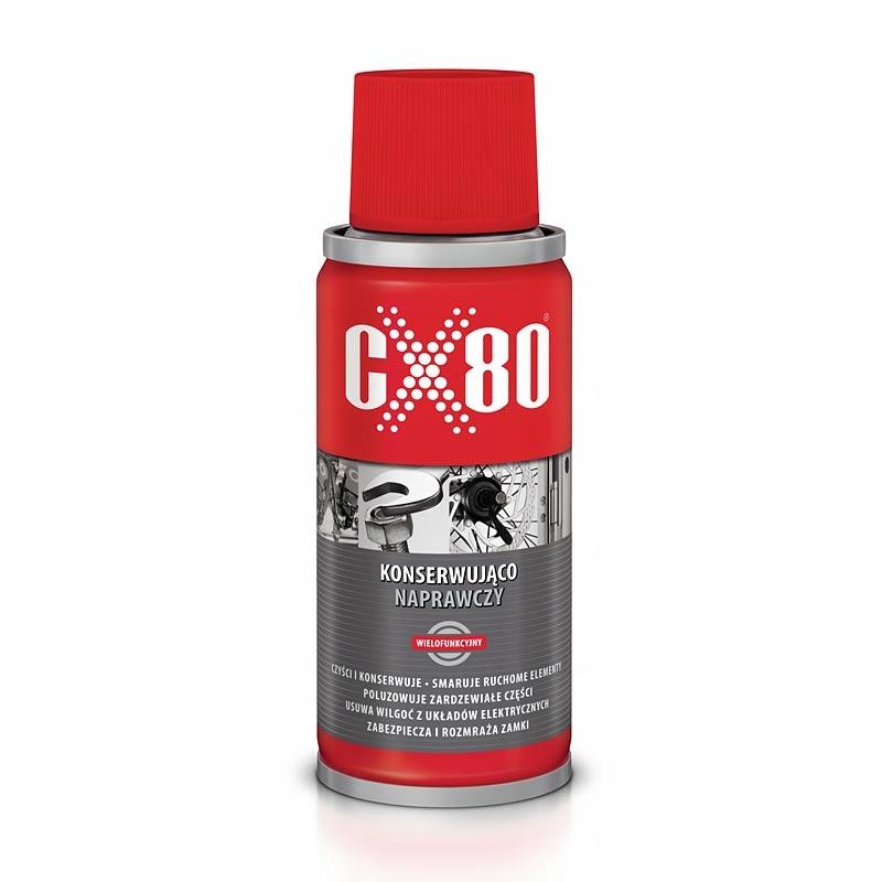 CX80 PŁYN KONSERWUJĄCO NAPRAWCZY SPRAY 100ML