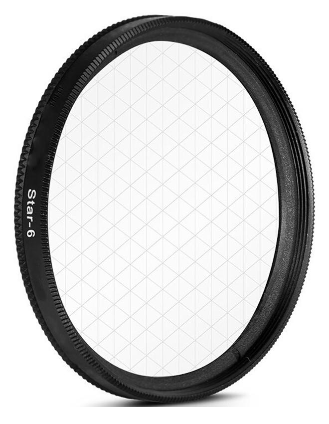 FILTR GWIAZDKOWY do Nikon Nikkor AF-S 50 mm f/1.8G