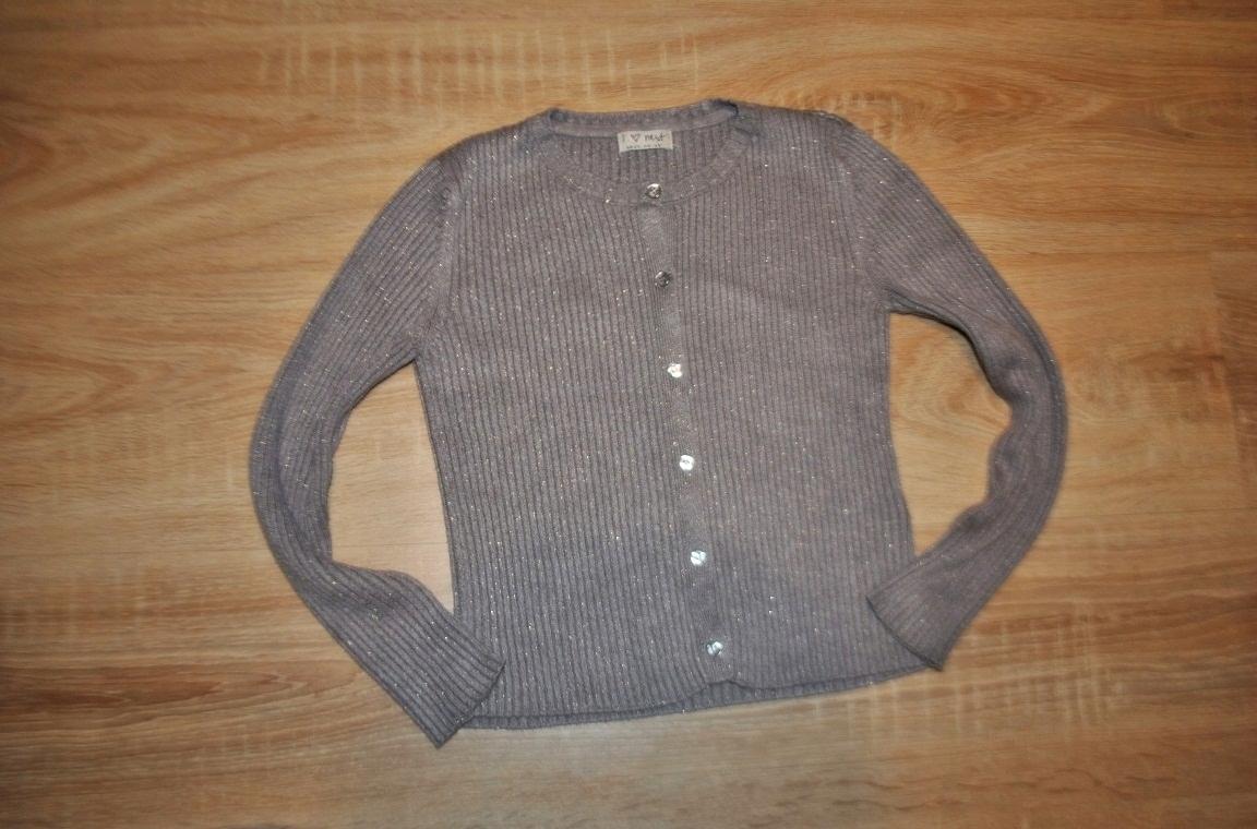 NEXT śliczny sweterek KOLEKCJA 2016 128