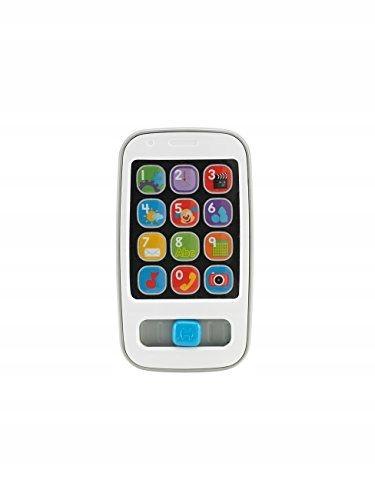 Fisher-Price telefon zabawka edukacyjny dla dzieci