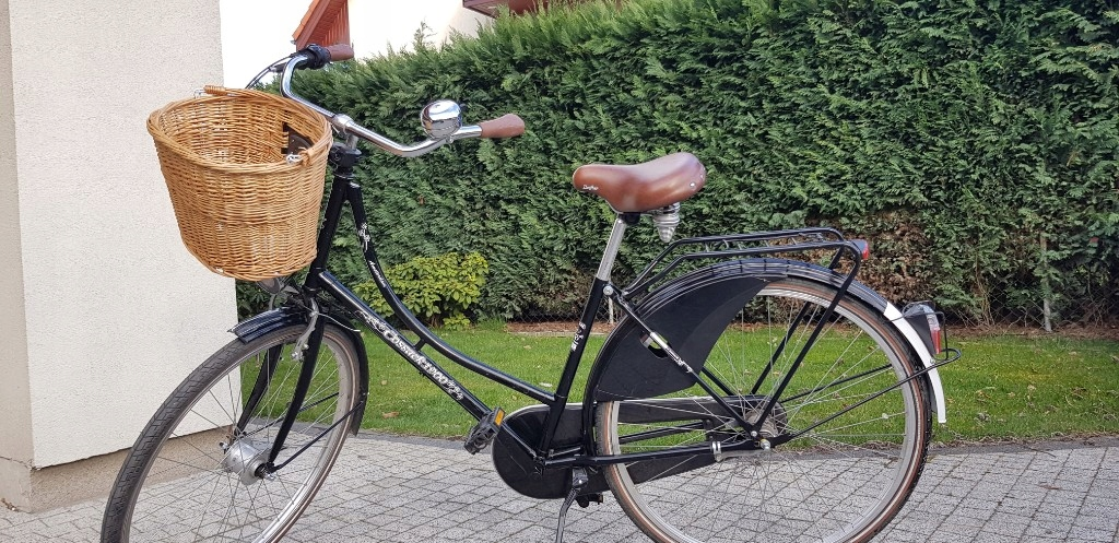 rower holenderka damka 28 cossack amsterdam 1900