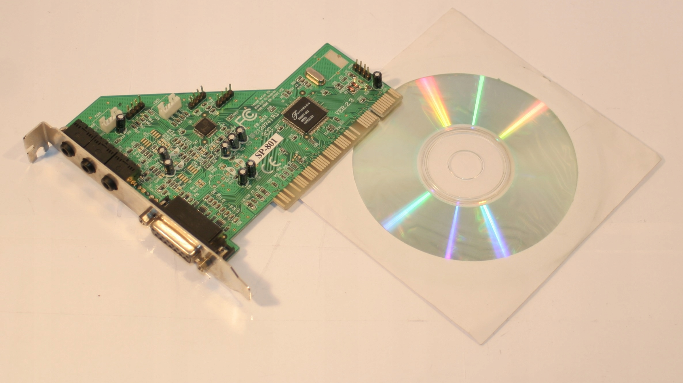 FORTEMEDIA SP-801 PCI SOUND CARD DRIVERS FOR MAC
