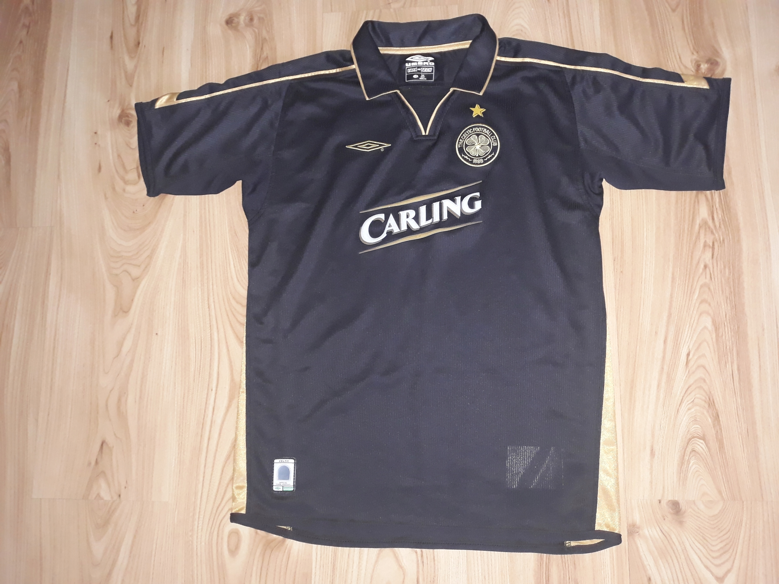 Koszulka Umbro S Celtic Glasgow Carling Szkocja