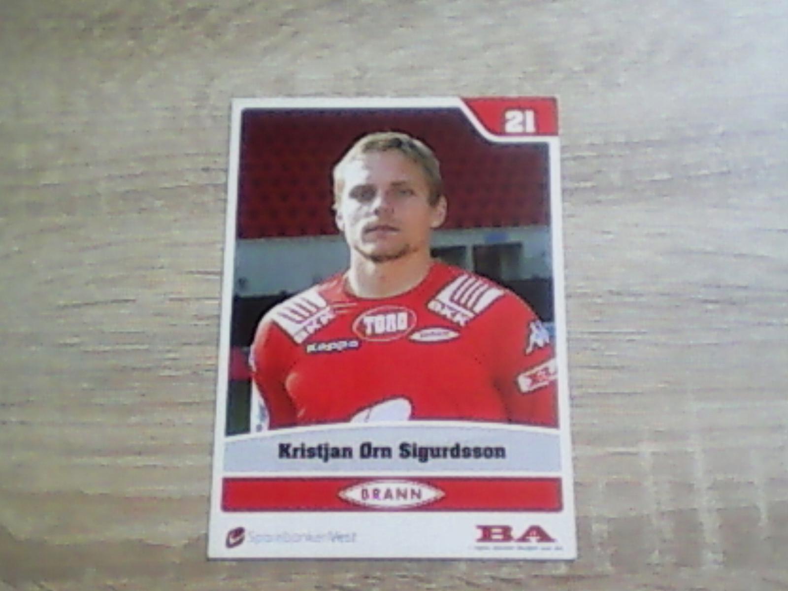 Piłka nożna - fotos Sigurdsson, Brann Bergen
