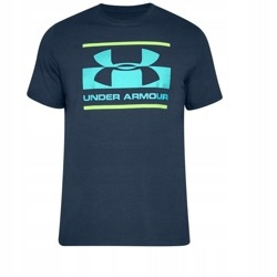 under armour koszulka blocked sportstyle #M