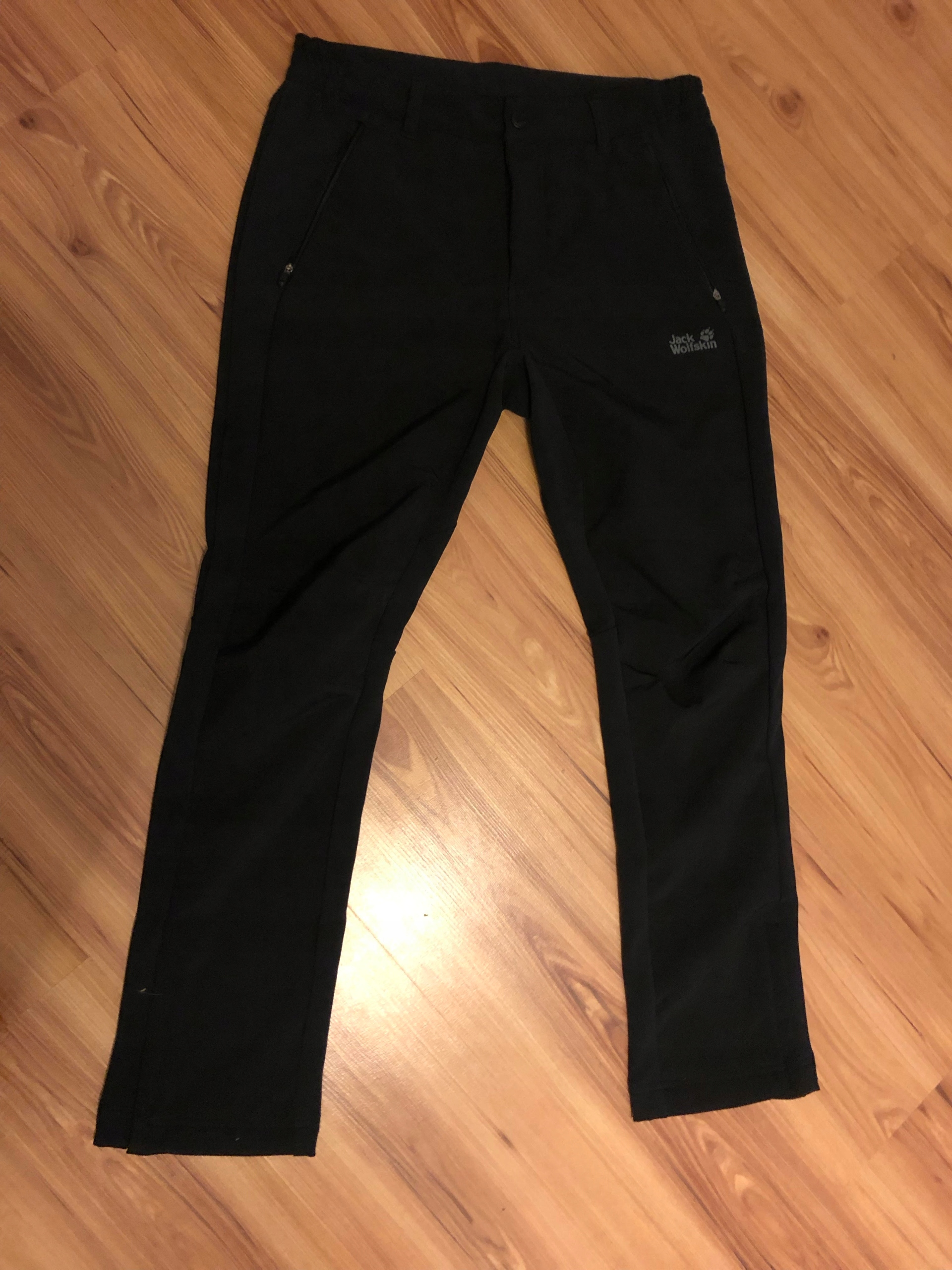 Jack Wolfskin spodnie softshell męskie 52 nowe BCM