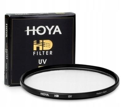 Filtr do obiektywu - HOYA 55mm UV HD Warszawa