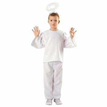 Strój Anioł - przebranie dla chłopca 98/104 cm