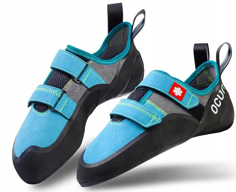 Buty Wspinaczkowe Ocun Strike QC 39 Blue