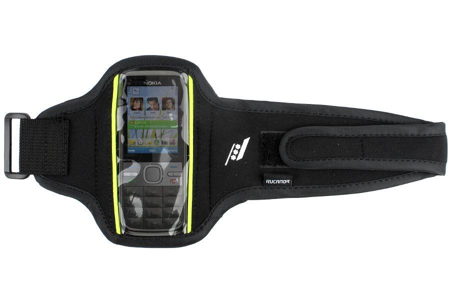 cae6bbbb Opaska na ramię MP3 Rucanor 130x80 mm czarny - 7364531691 ...