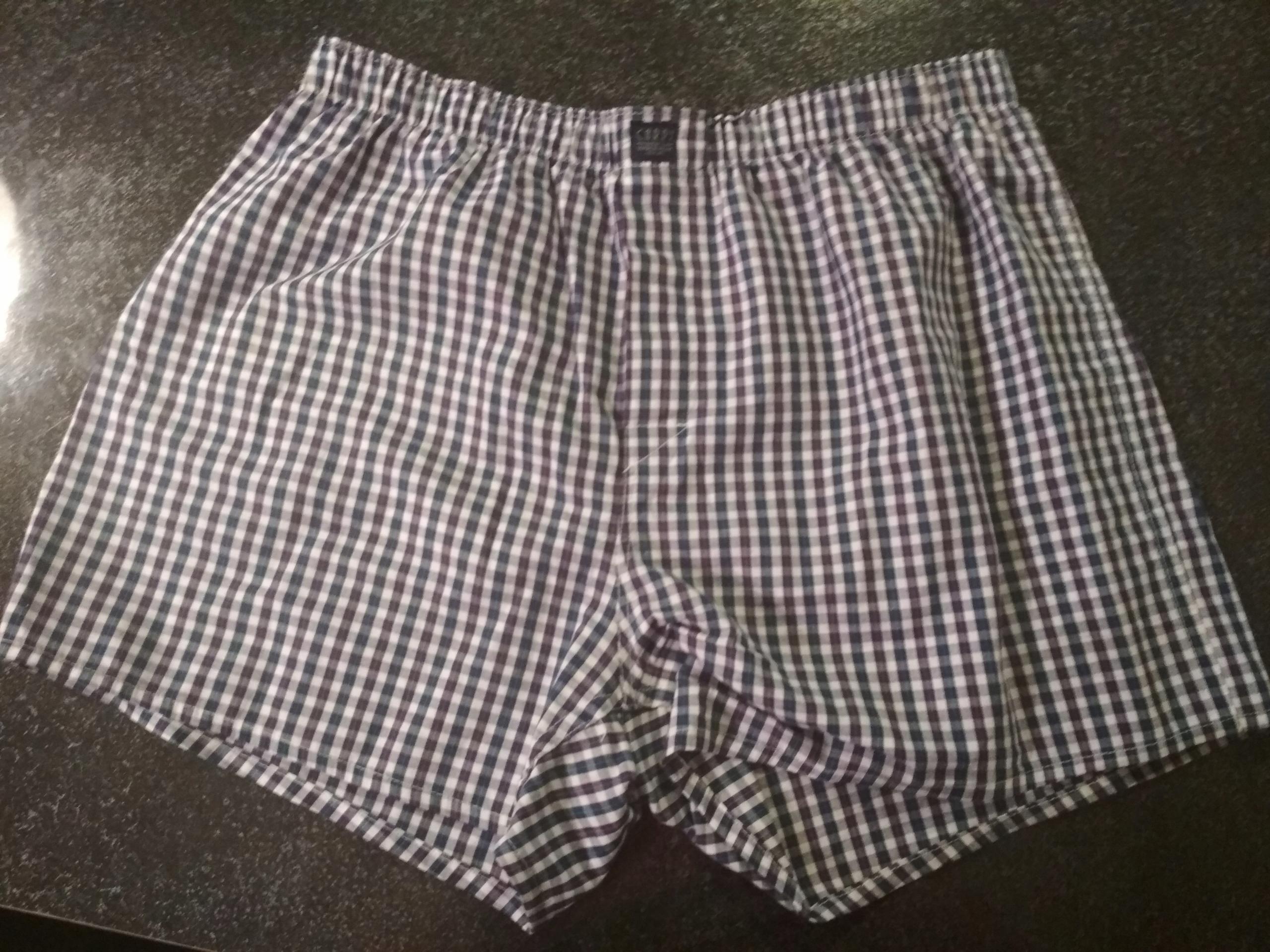 Męskie shorty do spania piżama Carry L