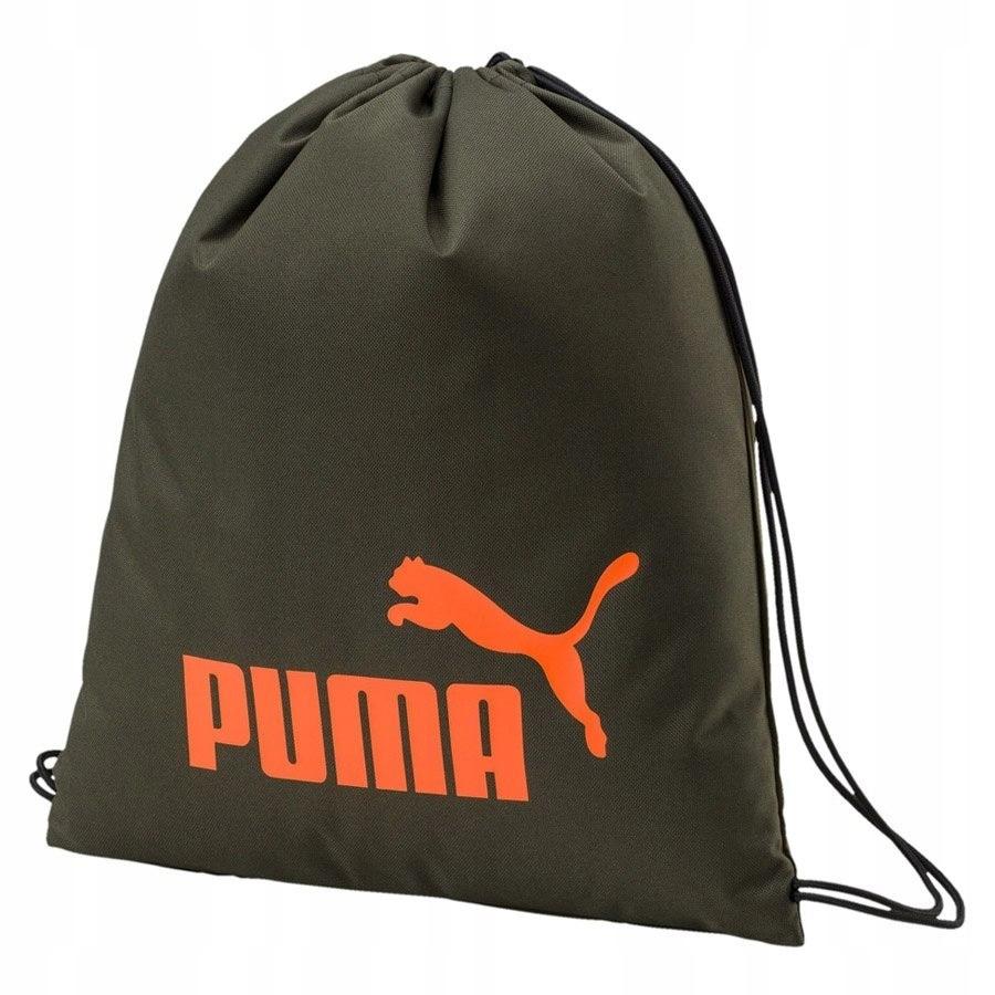Plecak Worek Puma Phase Gym Sack 074943 05 zielony