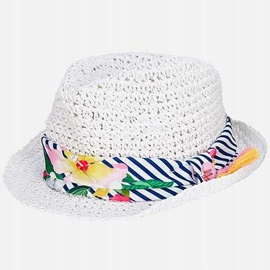 MAYORAL 10614-15 kapelusz z chustą 128/54