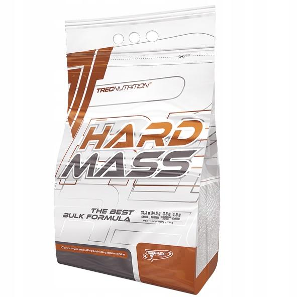 Trec Hard Mass - 750g Smak - Wanilia