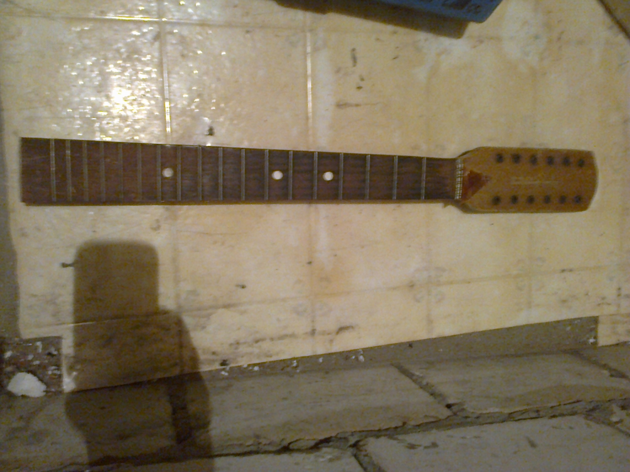 stara gitara defil echo -gryf