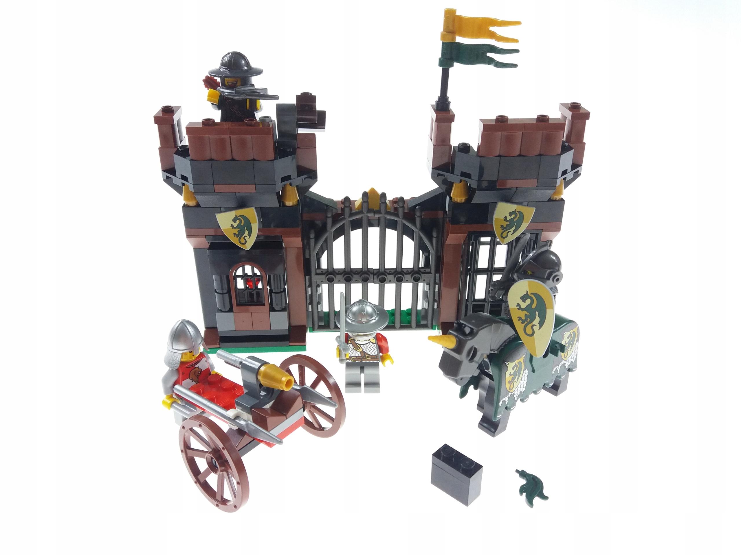 Lego Castle 7187 Escape from Dragon's Prison