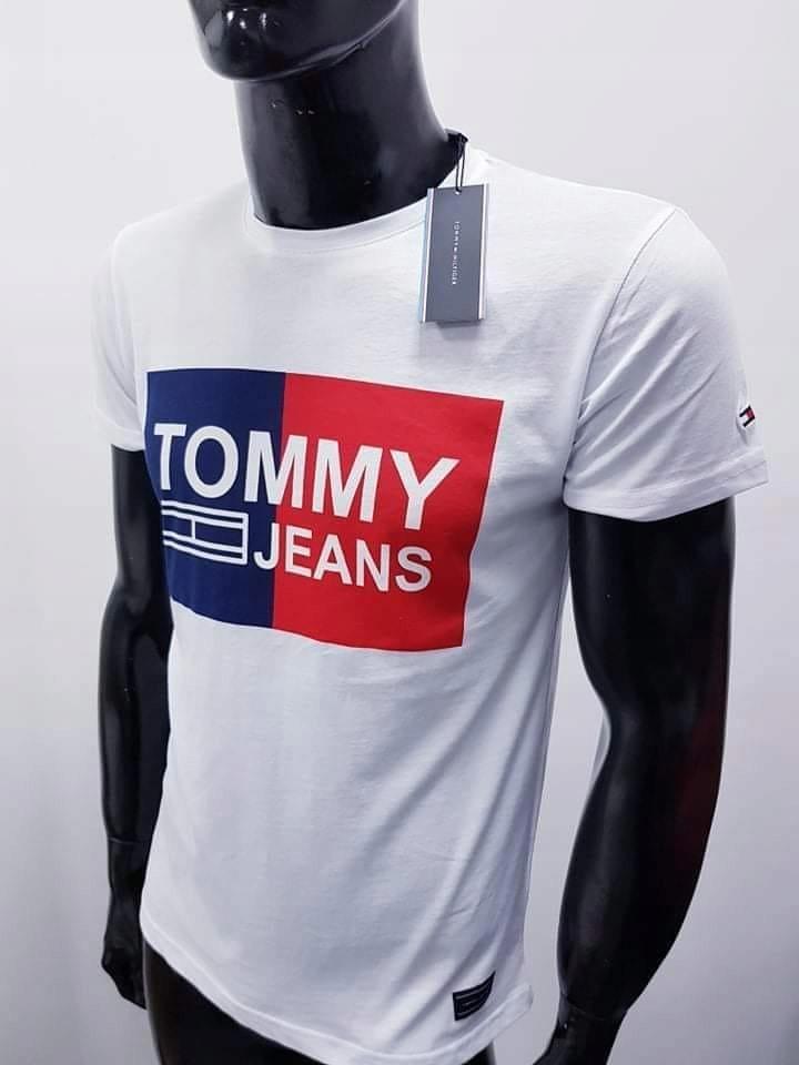 Koszulka Tommy Hilfiger Męska rozmiar L