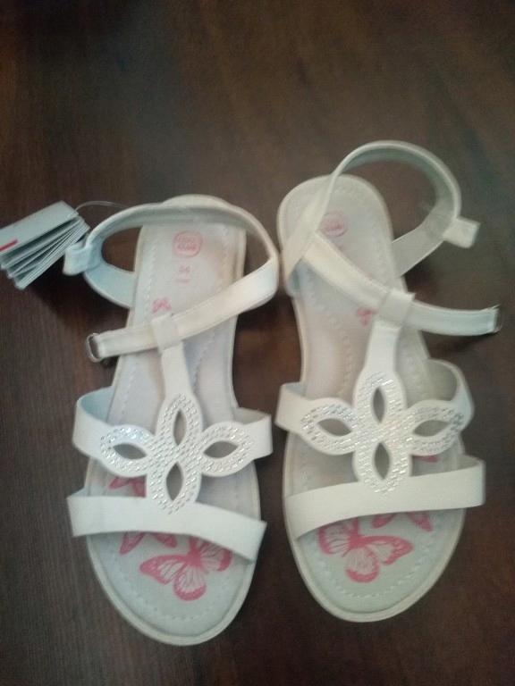 Sandałki sandały coolclub r 34 nowe z metką