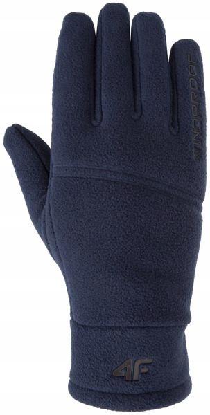 Rękawiczki uniwersalne 4F REU004 granatowe s