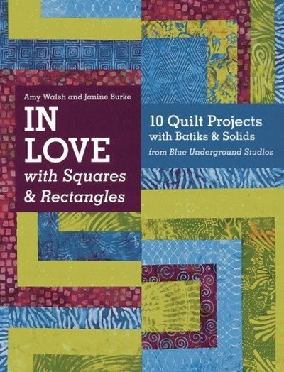 In Love with Squares & Rectangles WALSH