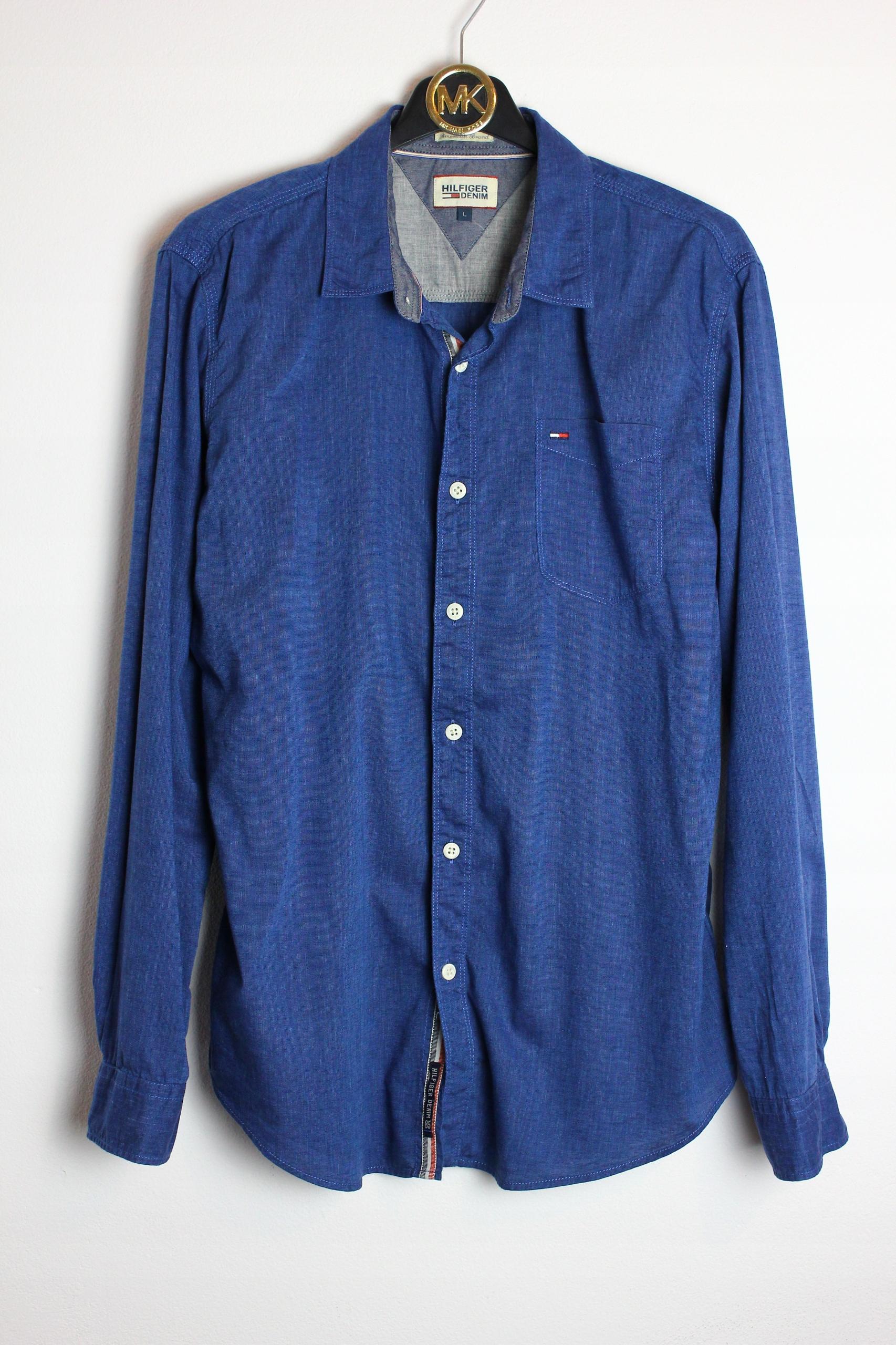 Oryginalna koszula Tommy Hilfiger L american brand