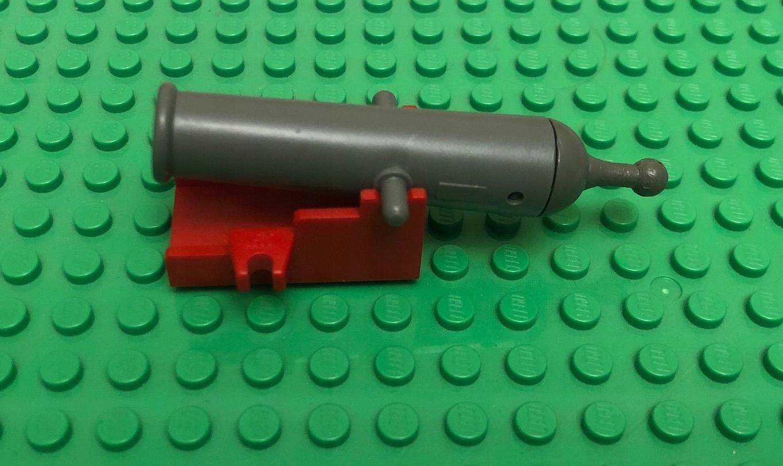 Lego castle elementy zamek armata wyrzut strzelają